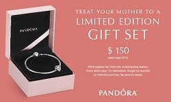 Pandora Limited Edition  Mother's Day Gift Set!