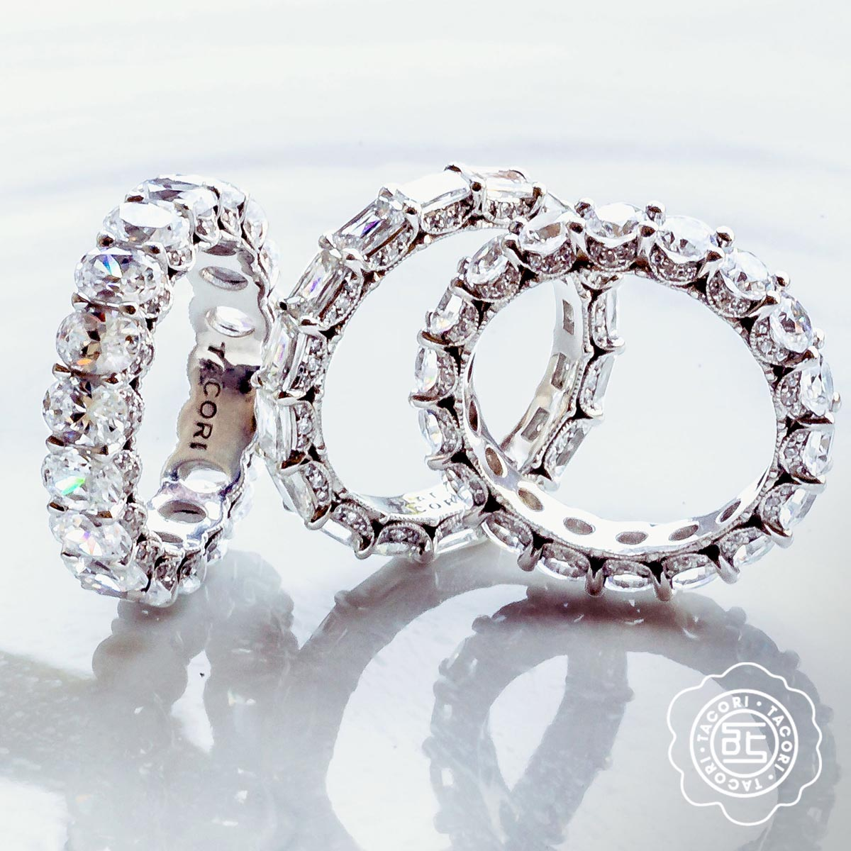 Tacori Wedding Band Welcome!  September - December 14th 2018
